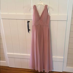 Azazie bridesmaid dress